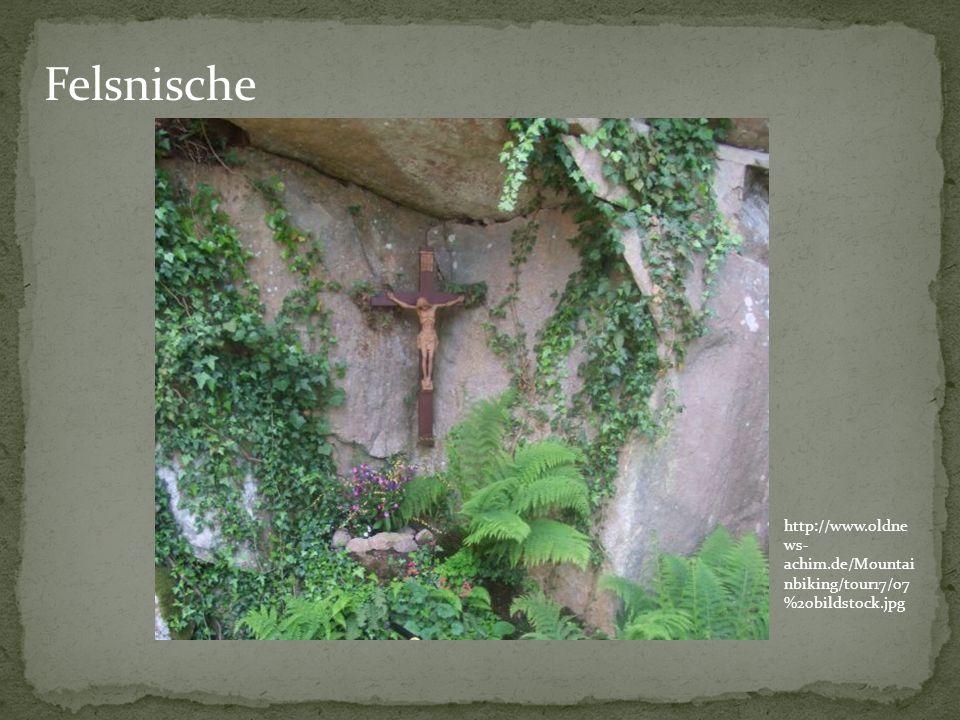 Felsnische http://www.oldnews-achim.de/Mountainbiking/tour17/07%20bildstock.jpg