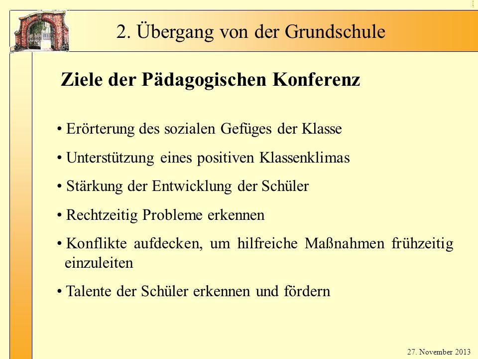 Pädagogische Konferenz 2