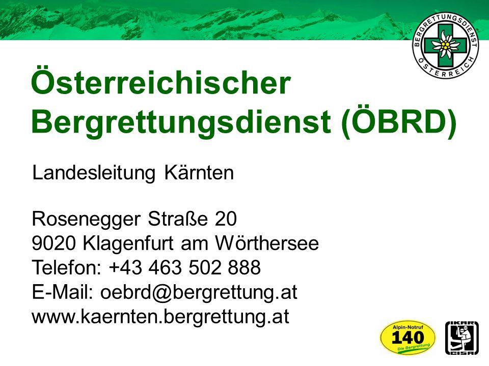 Bergrettungsdienst (ÖBRD)