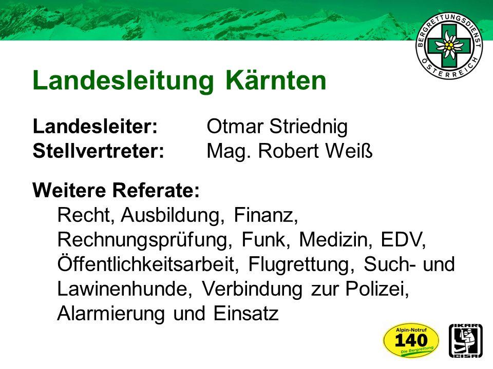 Landesleitung Kärnten