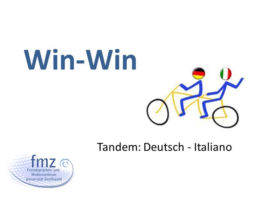 Tandem: Deutsch - Italiano