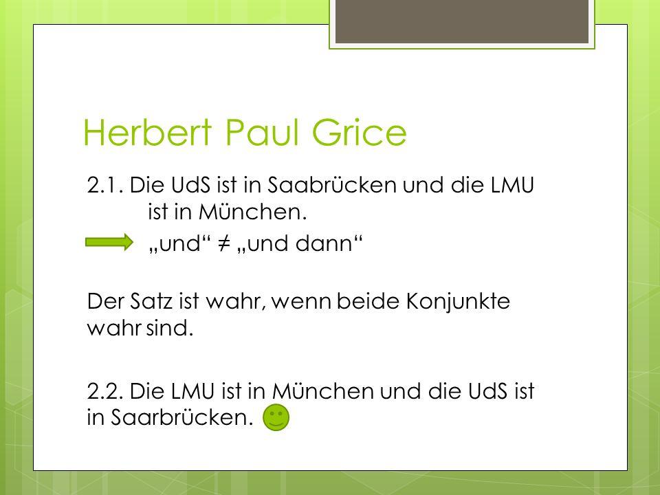 Herbert Paul Grice
