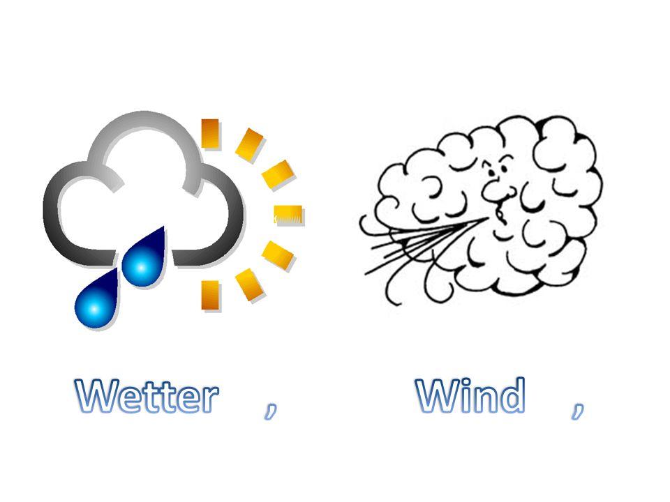Wetter , Wind ,