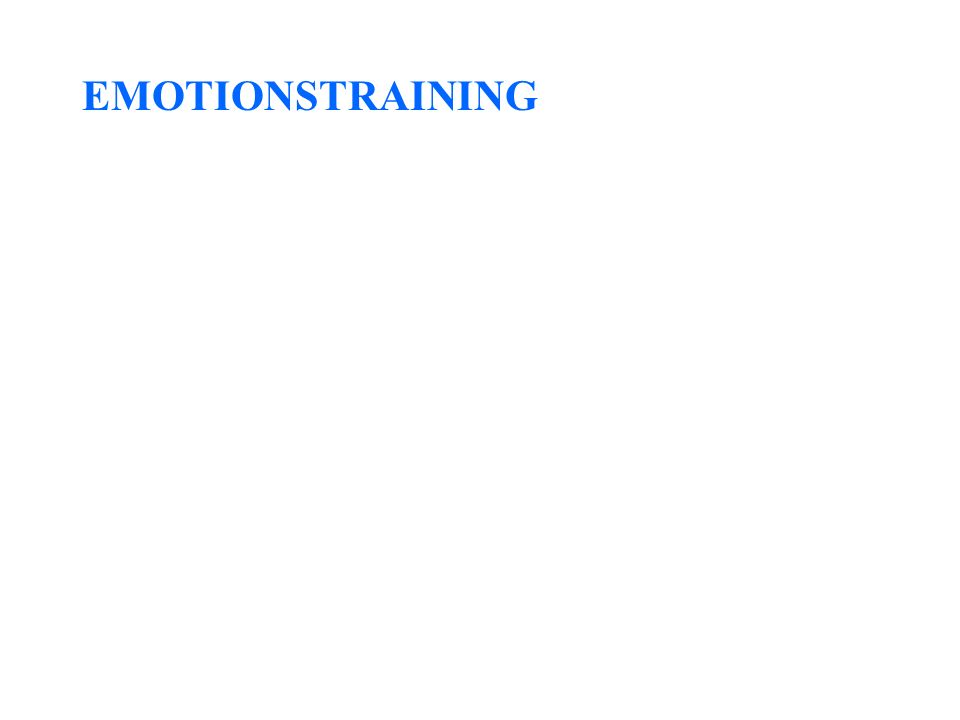 EMOTIONSTRAINING