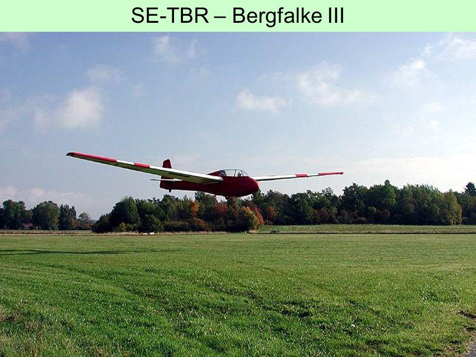 SE-TBR – Bergfalke III