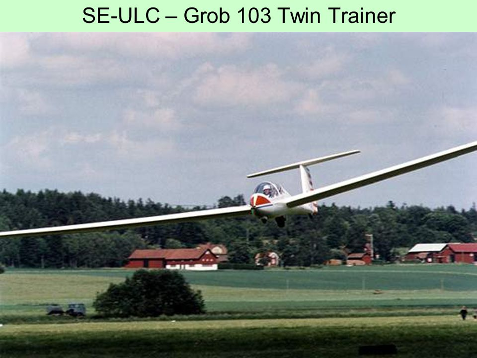 SE-ULC – Grob 103 Twin Trainer