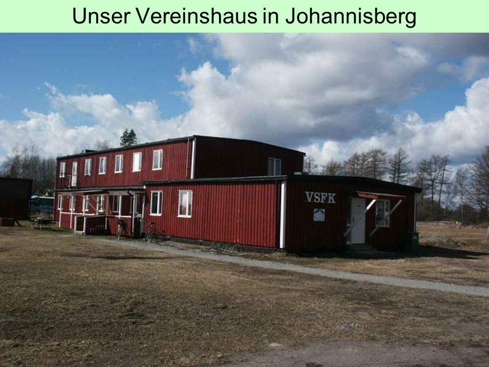 Unser Vereinshaus in Johannisberg