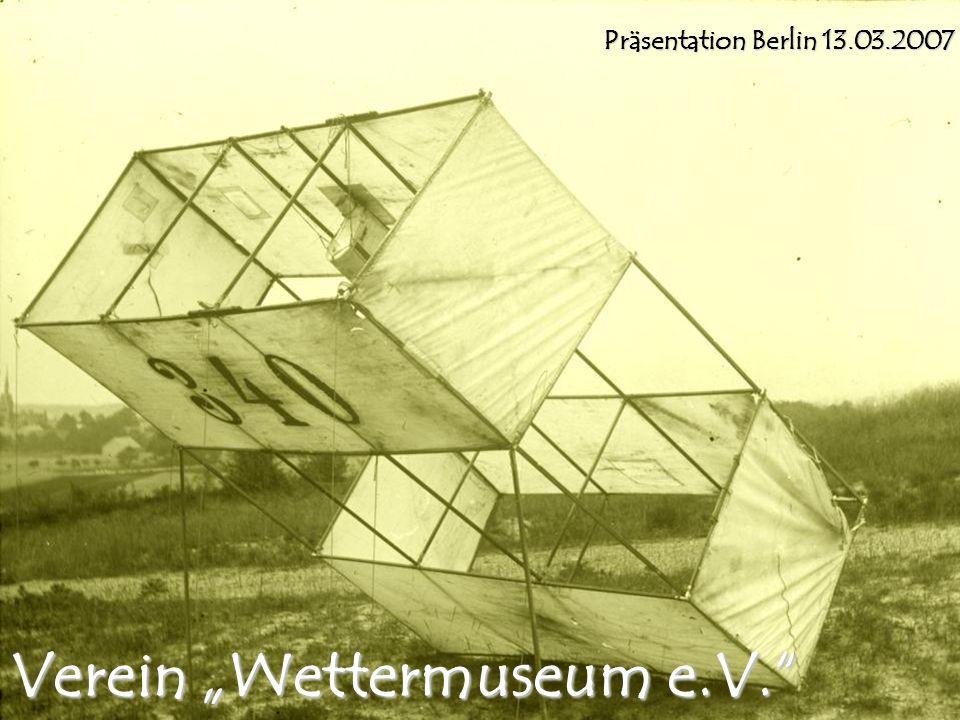 """Verein """"Wettermuseum e.V."""