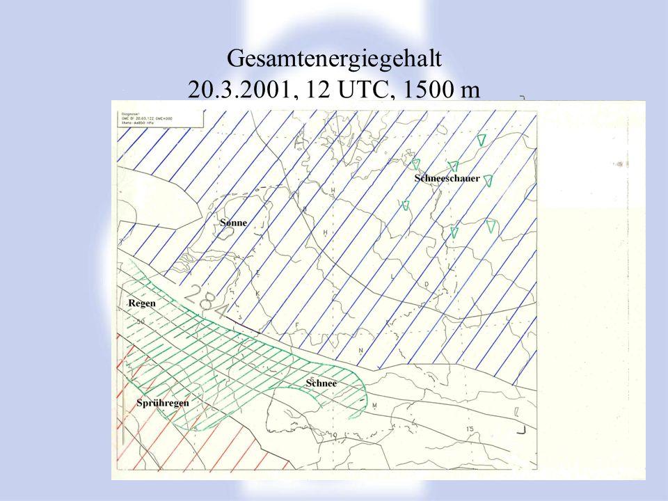 Gesamtenergiegehalt 20.3.2001, 12 UTC, 1500 m