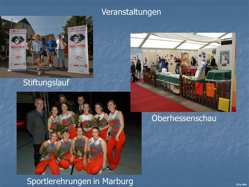 Sportlerehrungen in Marburg