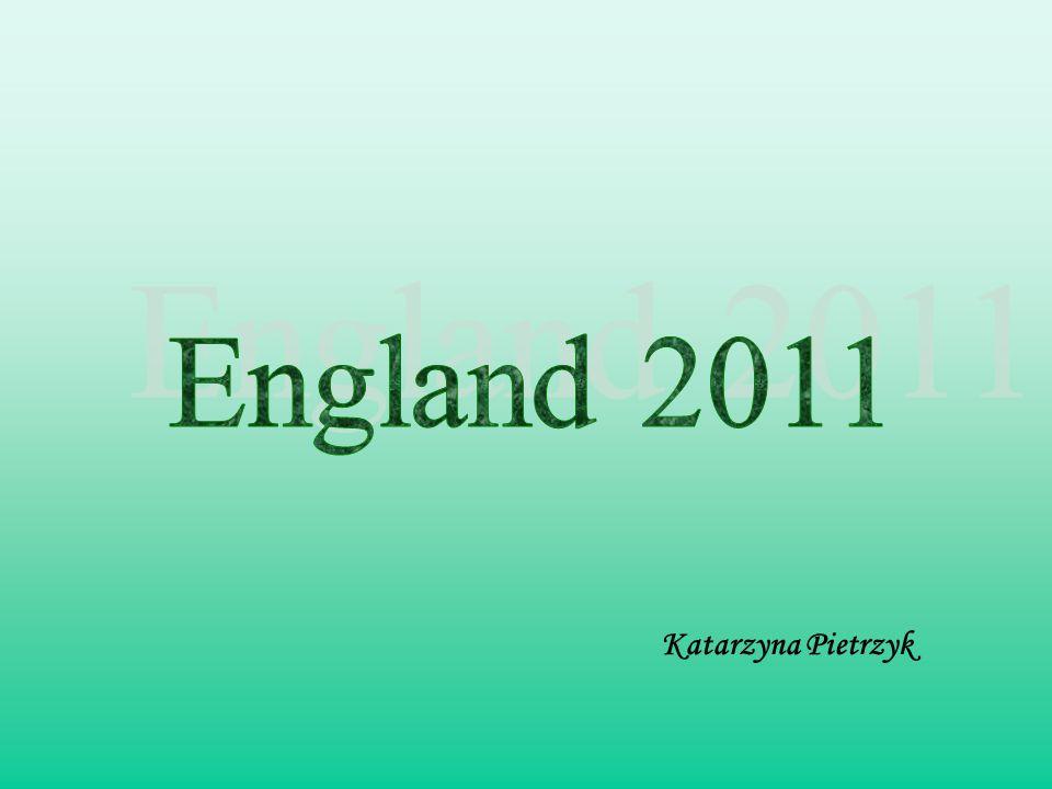 England 2011 Katarzyna Pietrzyk