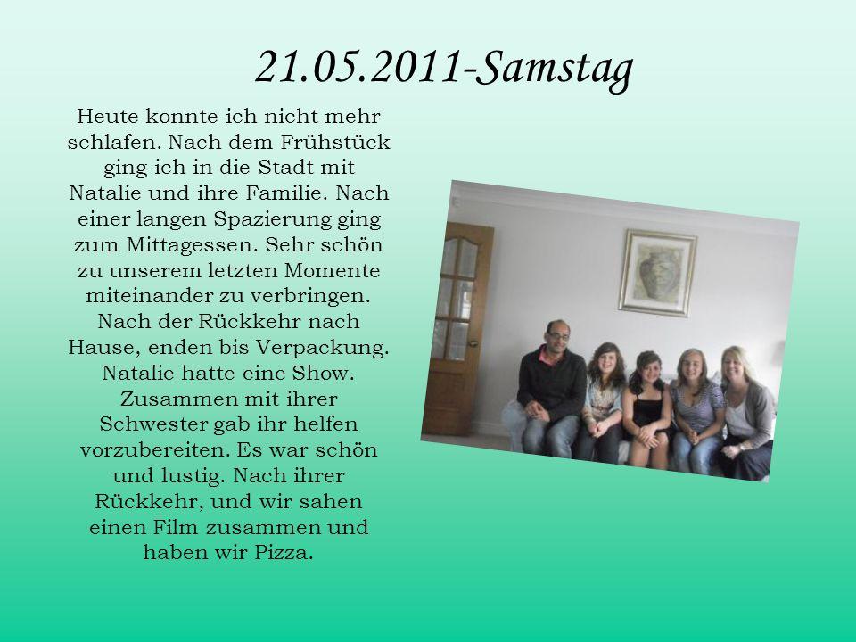 21.05.2011-Samstag