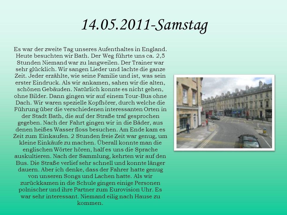 14.05.2011-Samstag