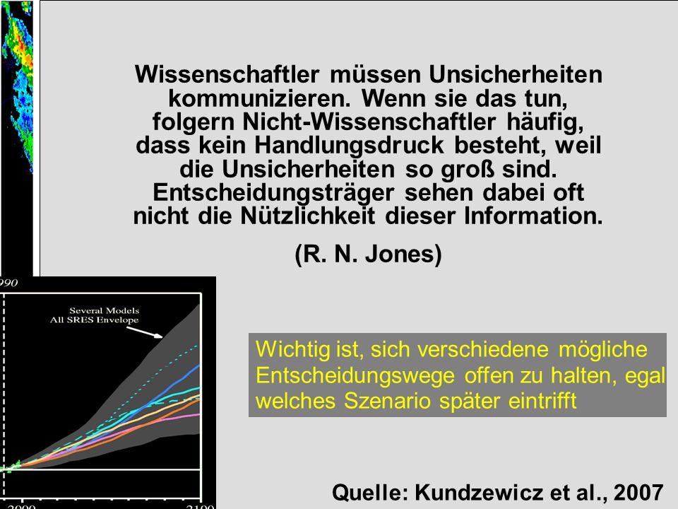 Quelle: Kundzewicz et al., 2007