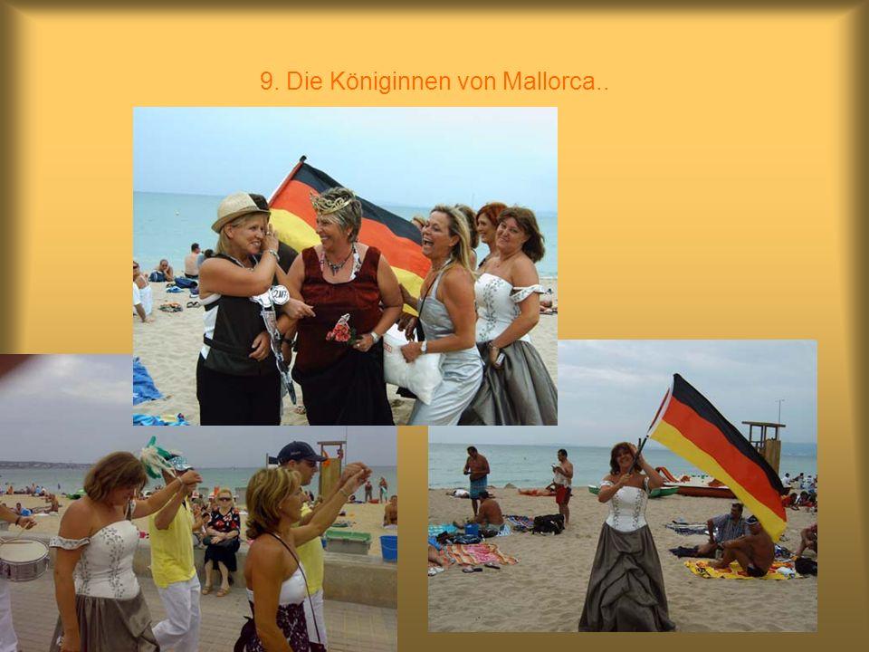 9. Die Königinnen von Mallorca..