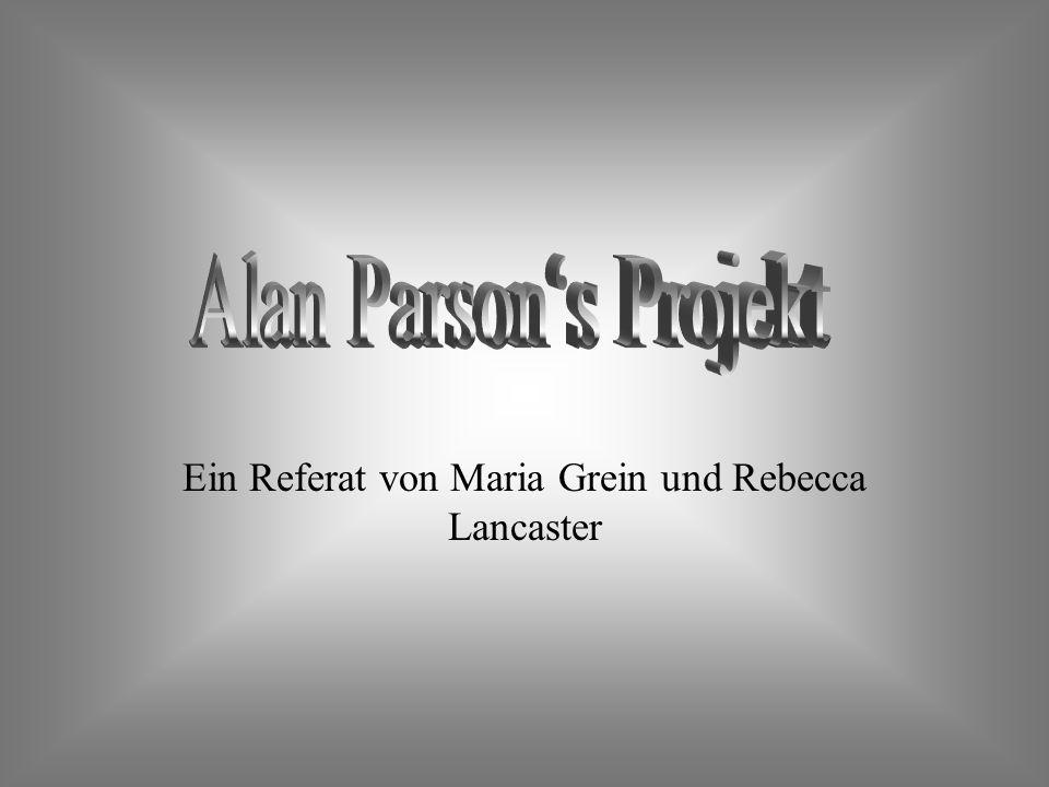Ein Referat von Maria Grein und Rebecca Lancaster