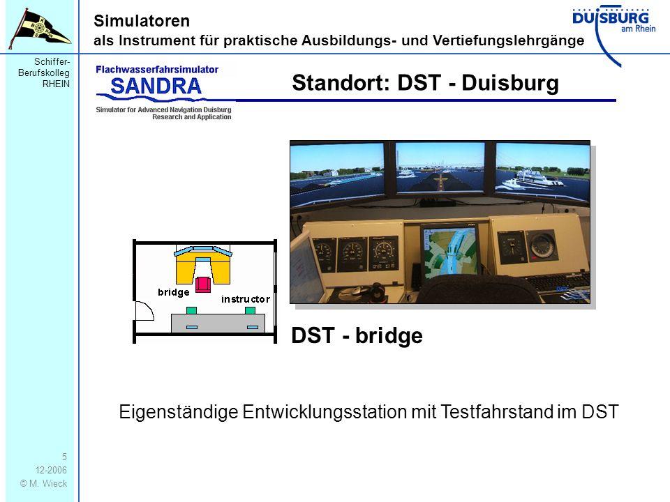 Standort: DST - Duisburg