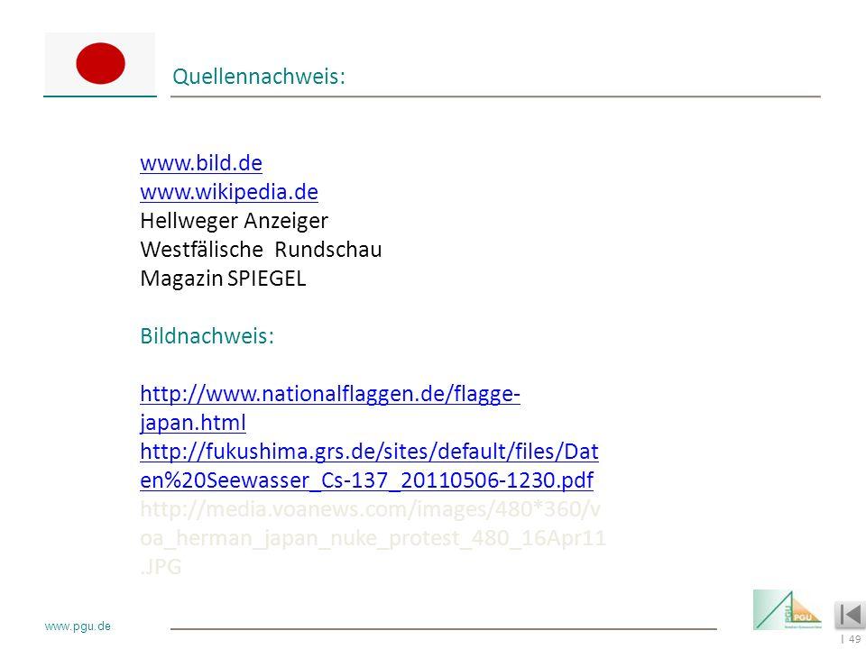 Quellennachweis: www.bild.de. www.wikipedia.de. Hellweger Anzeiger. Westfälische Rundschau. Magazin SPIEGEL.