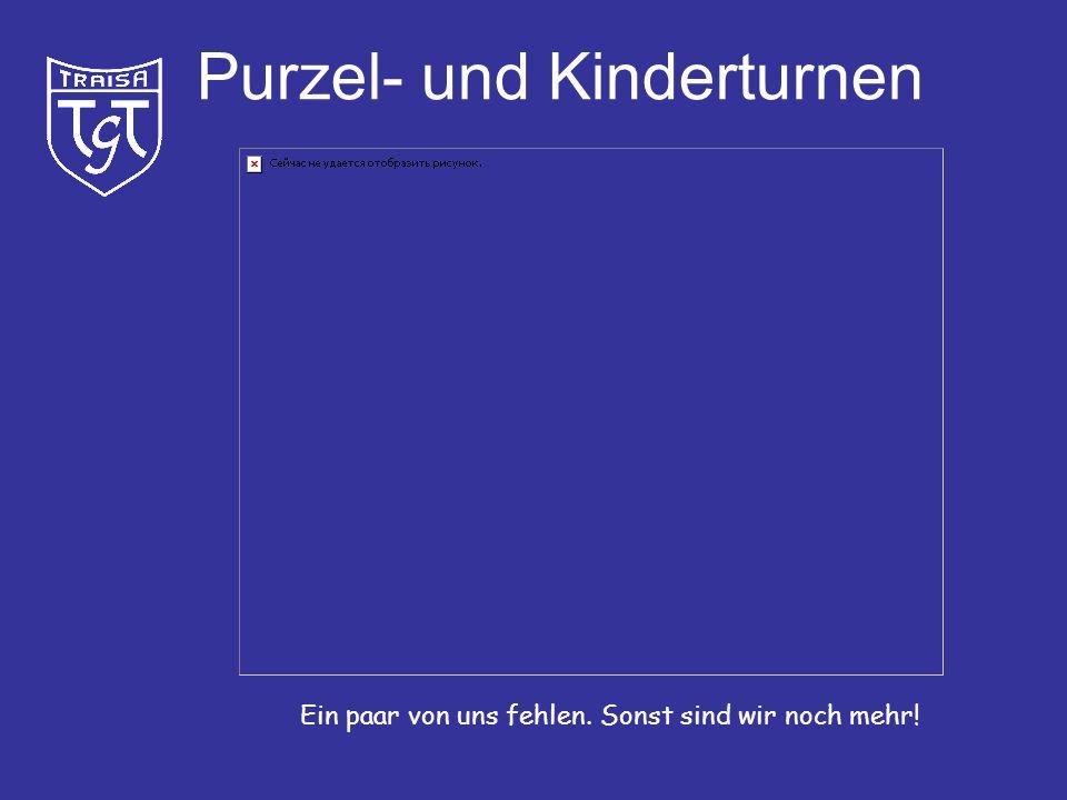 Purzel- und Kinderturnen