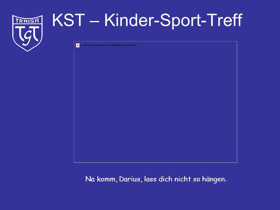 KST – Kinder-Sport-Treff