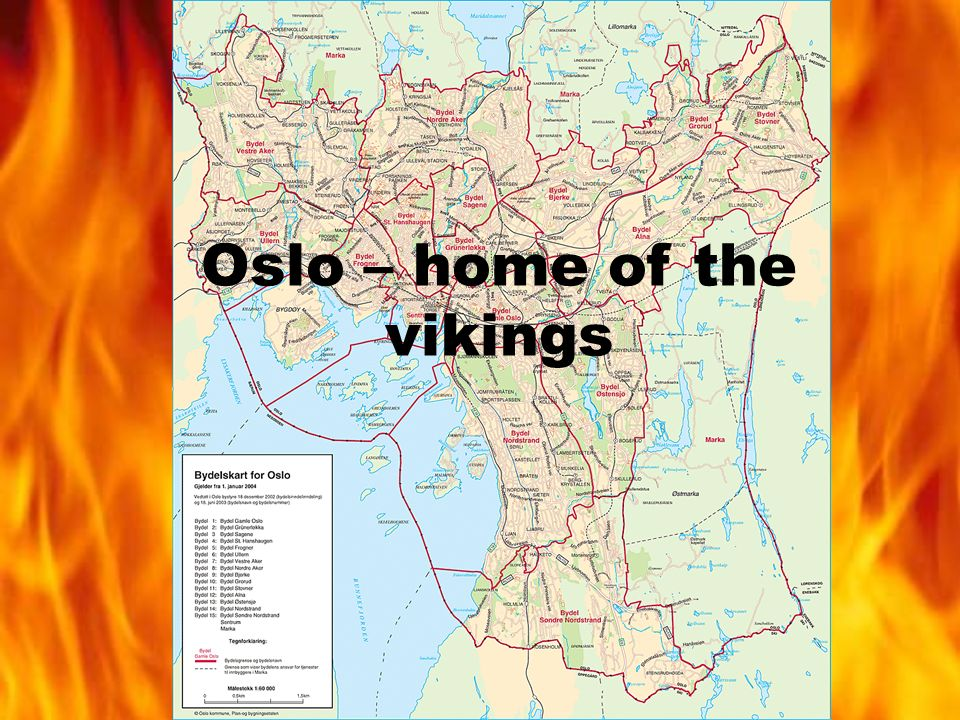 Oslo – home of the vikings