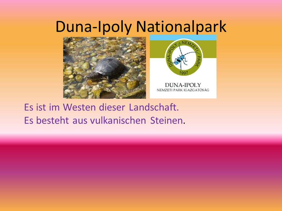 Duna-Ipoly Nationalpark