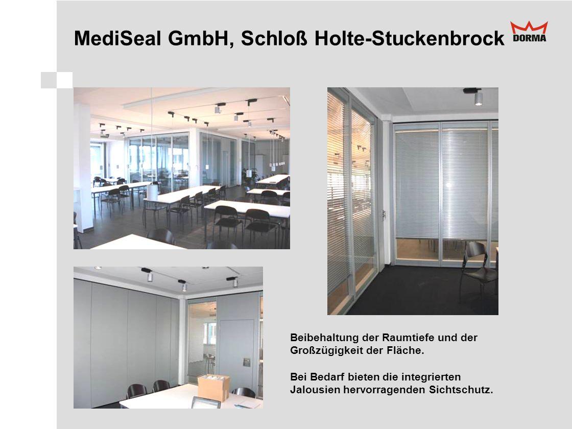 MediSeal GmbH, Schloß Holte-Stuckenbrock