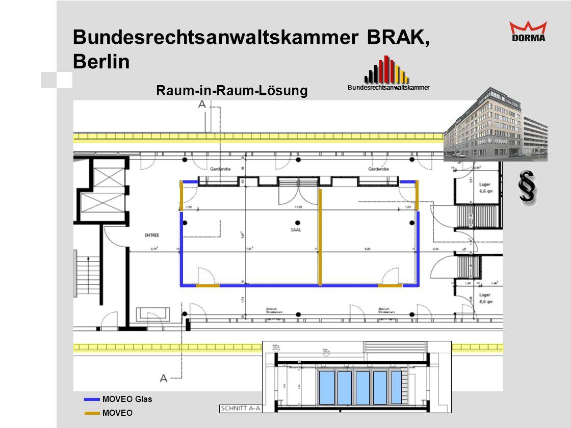 Bundesrechtsanwaltskammer BRAK, Berlin
