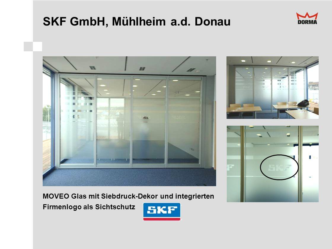 SKF GmbH, Mühlheim a.d. Donau