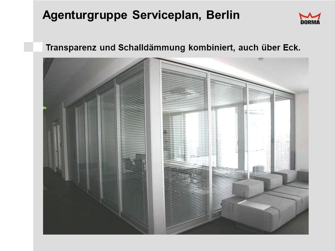 Agenturgruppe Serviceplan, Berlin