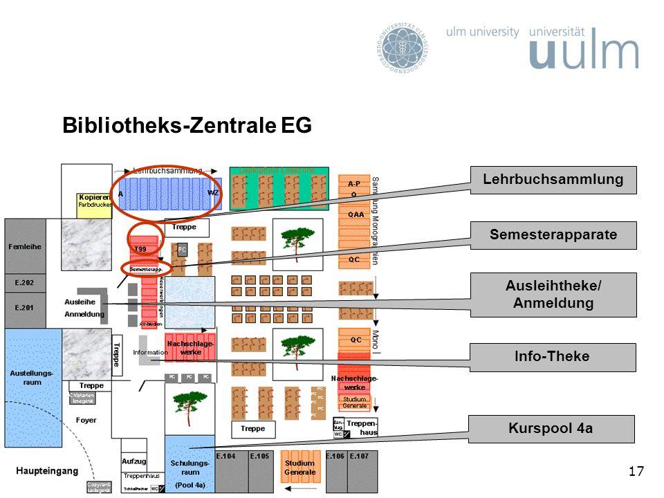 Bibliotheks-Zentrale EG