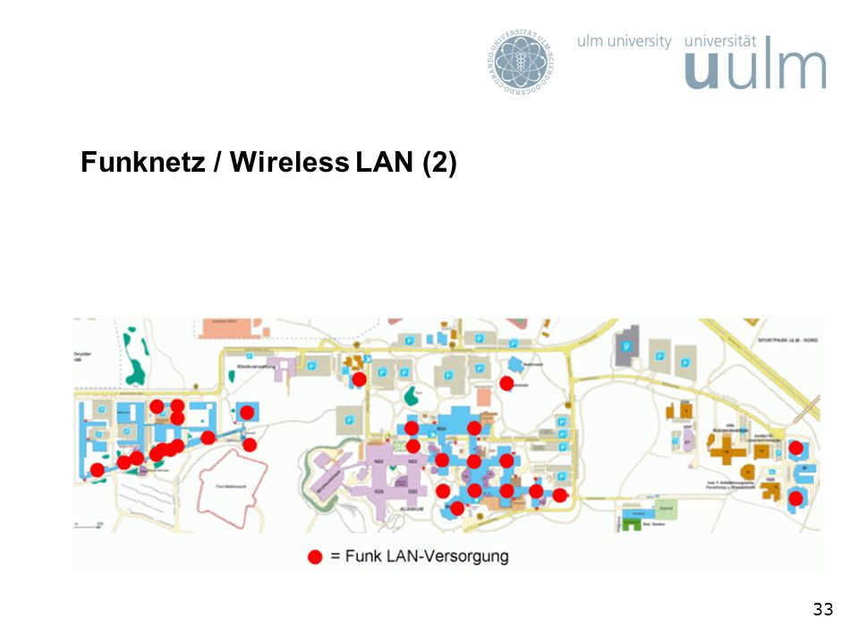 Funknetz / Wireless LAN (2)