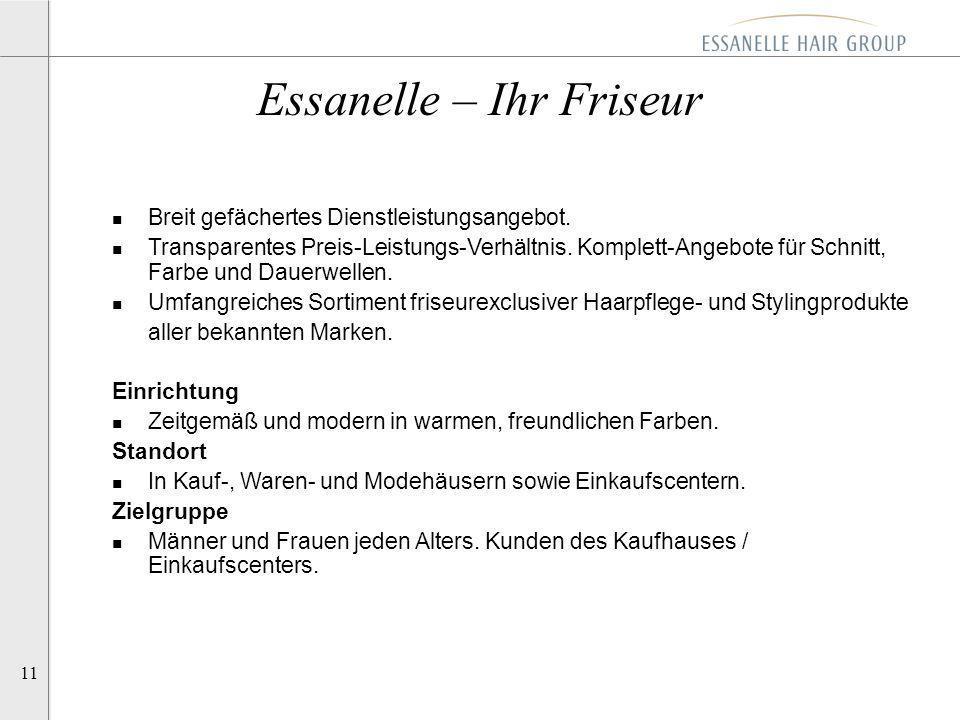 Essanelle – Ihr Friseur