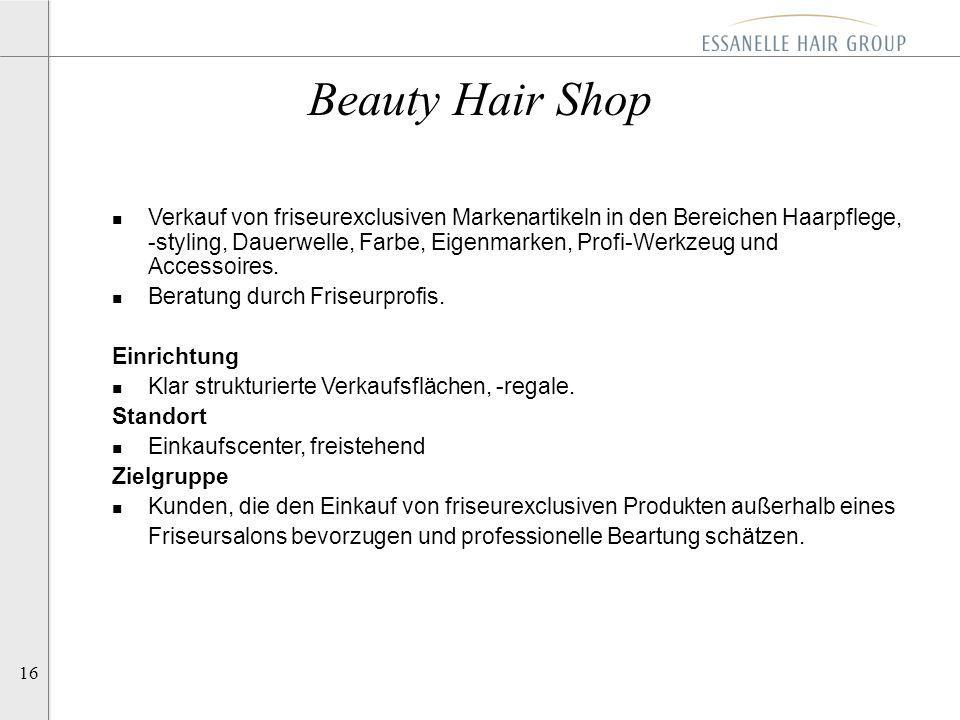 Beauty Hair Shop