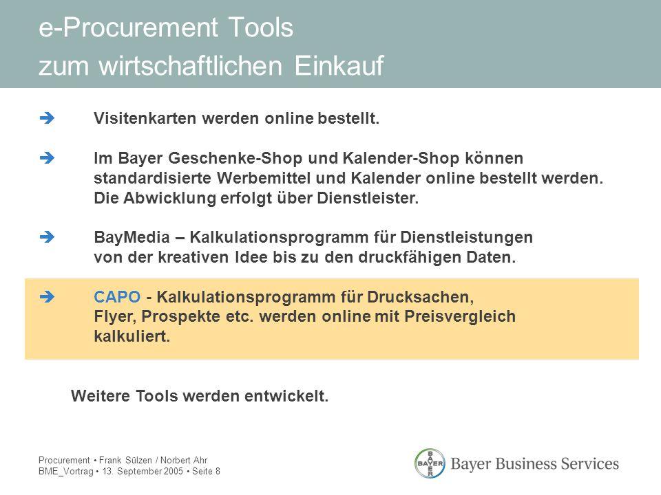 e-Procurement Tools zum wirtschaftlichen Einkauf