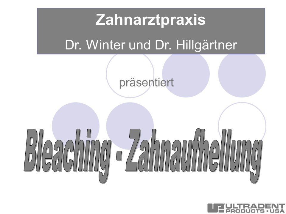 Zahnarztpraxis Bleaching - Zahnaufhellung