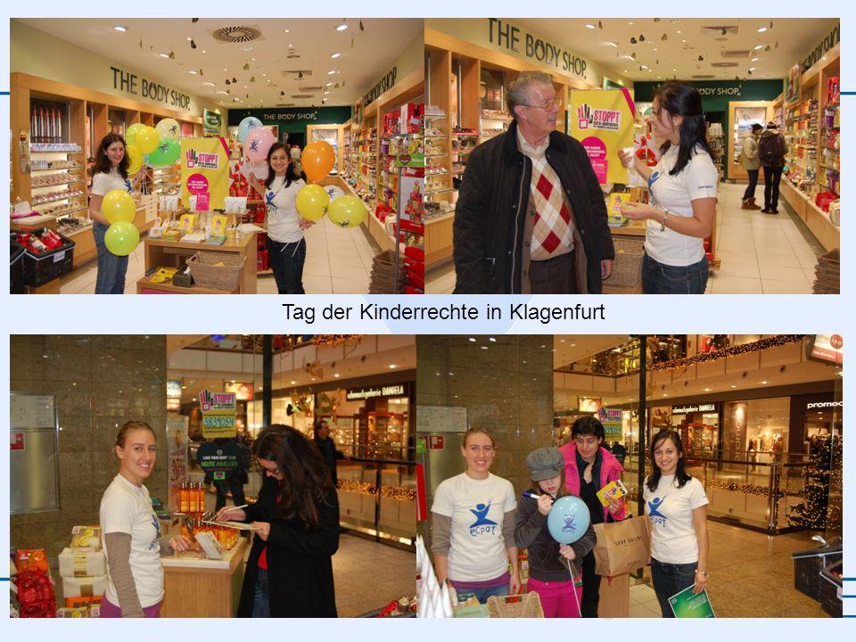 Tag der Kinderrechte in Klagenfurt