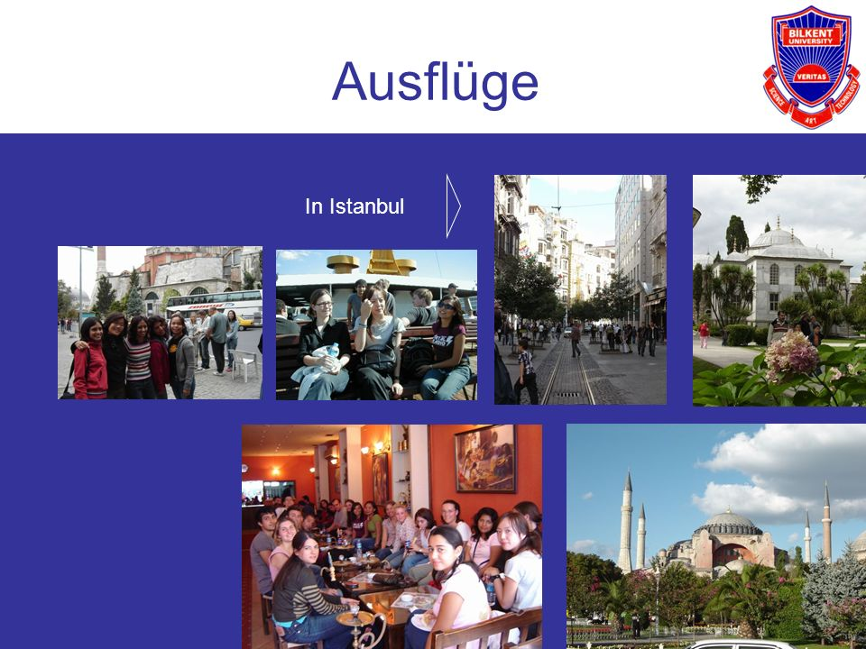 Ausflüge In Istanbul