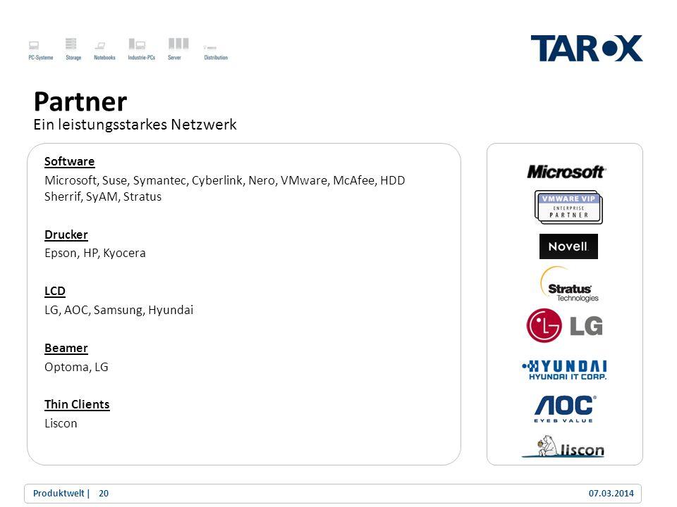 Partner Ein leistungsstarkes Netzwerk Software