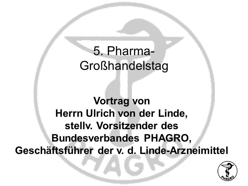 5. Pharma- Großhandelstag
