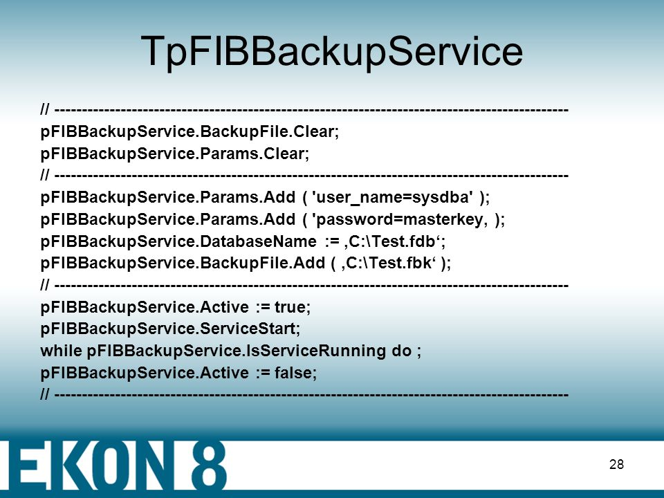 TpFIBBackupService // ---------------------------------------------------------------------------------------------