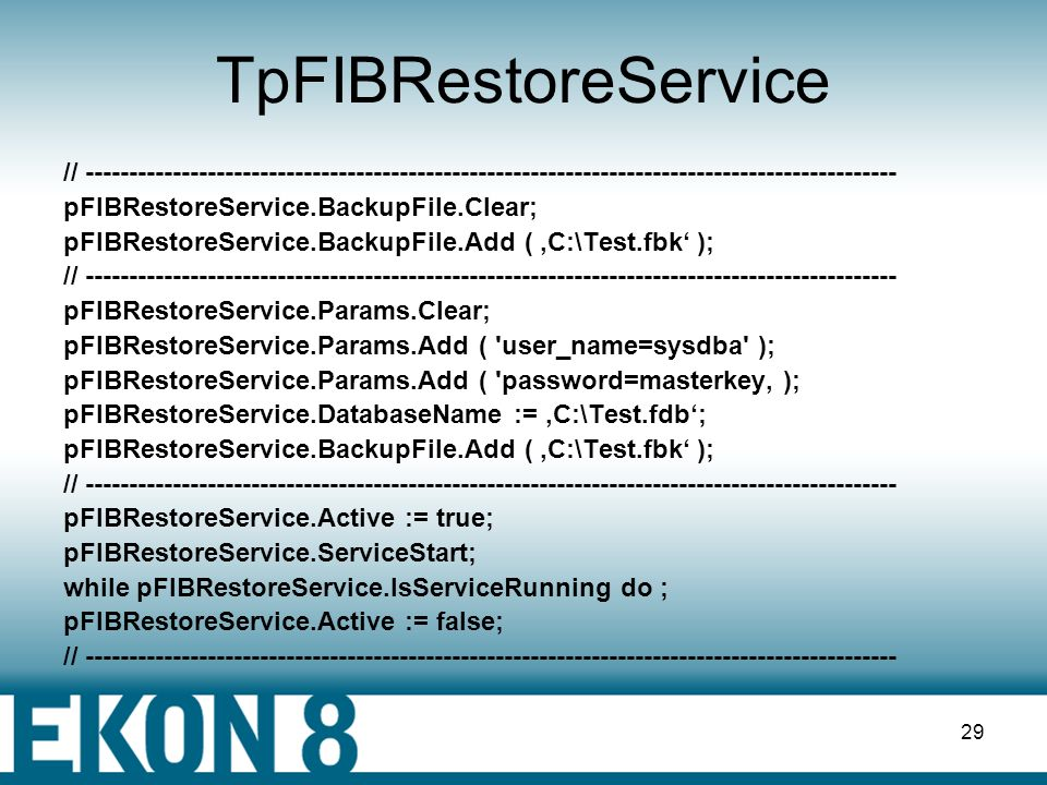 TpFIBRestoreService // ---------------------------------------------------------------------------------------------