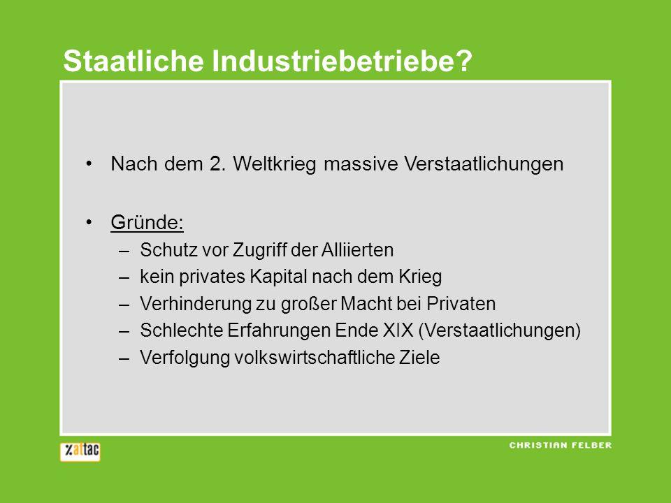 Staatliche Industriebetriebe