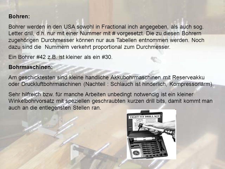 Bohren: