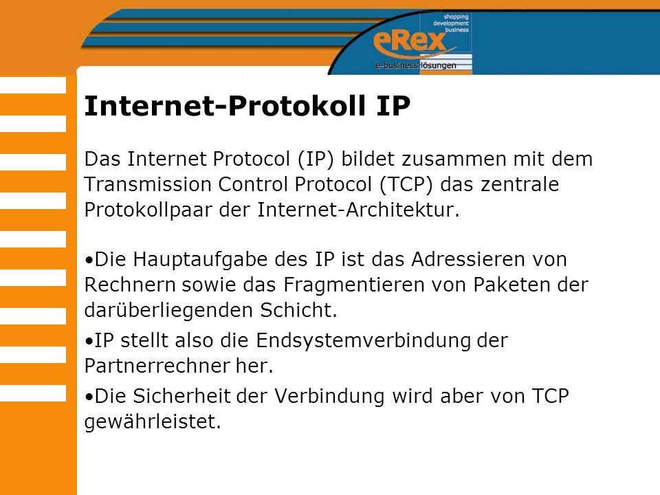 Internet-Protokoll IP
