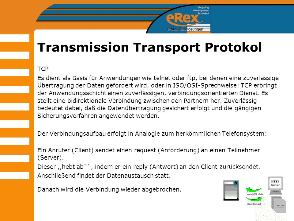 Transmission Transport Protokol