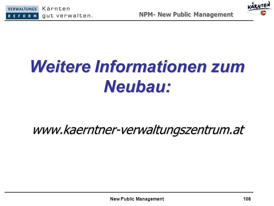 Weitere Informationen zum Neubau: www.kaerntner-verwaltungszentrum.at