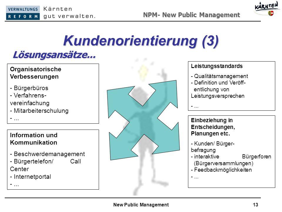 Kundenorientierung (3)