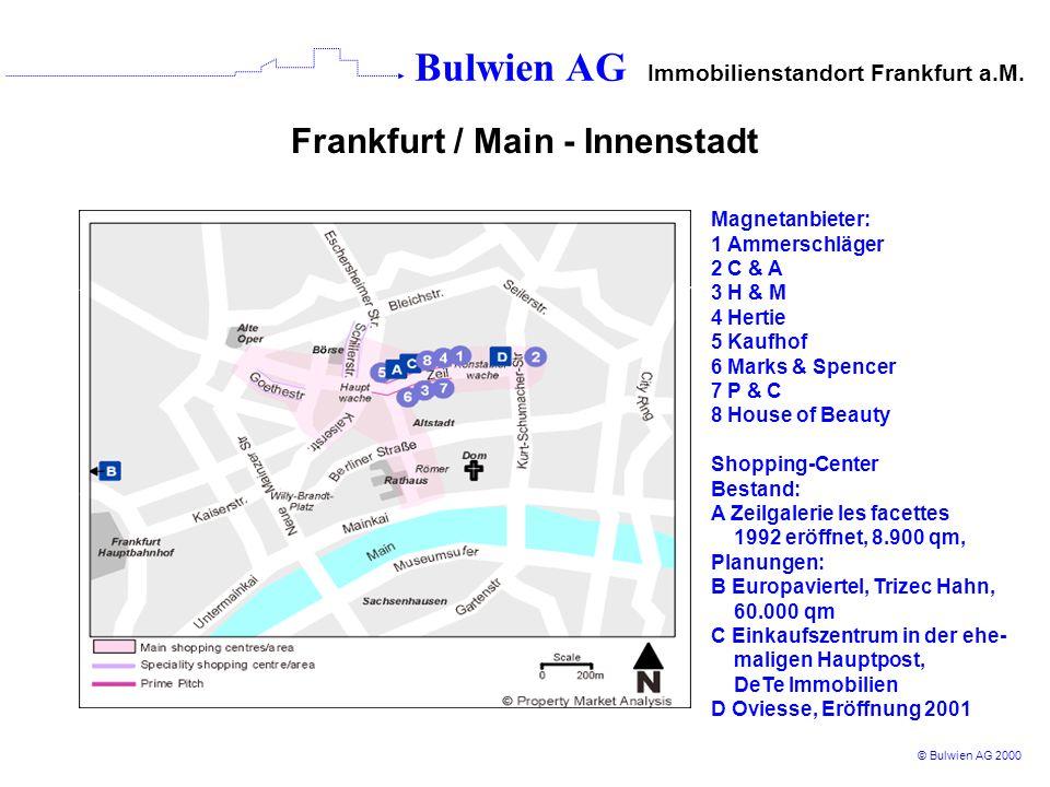 Frankfurt / Main - Innenstadt