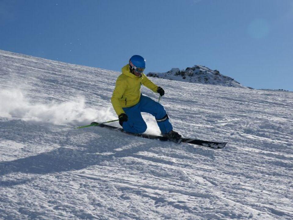 Telemark auf höchstem Niveau